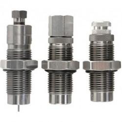 Jeux d'outils rechargement  - Lee Carbide Die Set 38 special  / 357 magnum