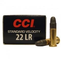 22LR standard - CCI - x500 / 40 grs