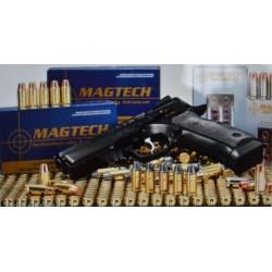 Magtech .44 Rem. Mag., FMJ-Flat (15,6gr)