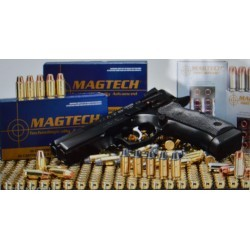 Magtech .38 Spec., LWC (9,6gr)