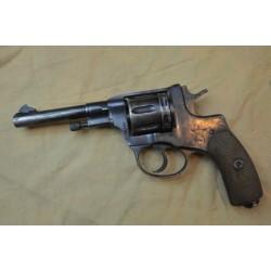 Revolver Nagant 7,62Nagant