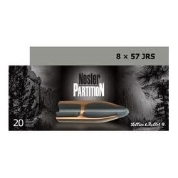 7x65R Nosler Partition - Sellier & Bellot - x20 / 175 grs