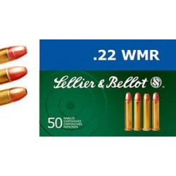 SELLIER & BELLOT - .22WMR - 40GRS