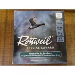 ROTTWEIL - SPECIAL CANARD - N°4