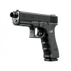 Glock 17 canon fileté - Génération 3 - 9x19