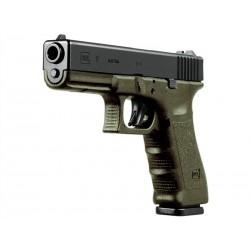 Glock 17 - Génération 3 - 9x19 - Couleur olive