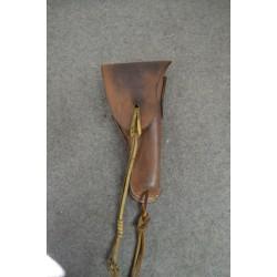 Holster cuir Colt 1911