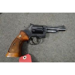 Revolver Smith et Wesson...