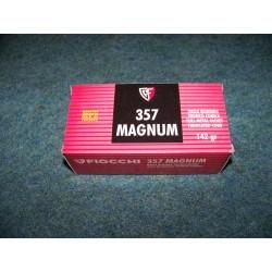 357 Mag - Fiocchi - x50 / 142 grs