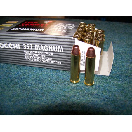 357 Mag Top Target - Fiocchi - x50 / 158 grs
