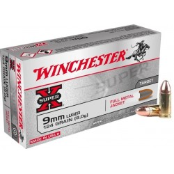 WInchester 9x19 Luger 124...
