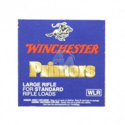 Winchester Large Rifle x 100