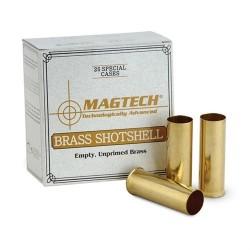 MAGTECH BRASS SHOTSHELL X 25