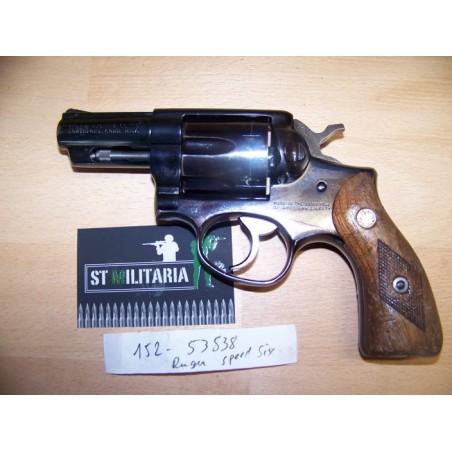 "Ruger Speed Six 4"" - 357 Magnum"