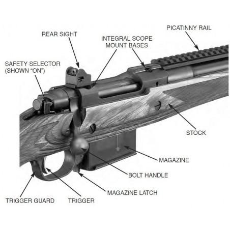 Ruger Gunsite Scout Rifle - 308 Win - Catégorie C