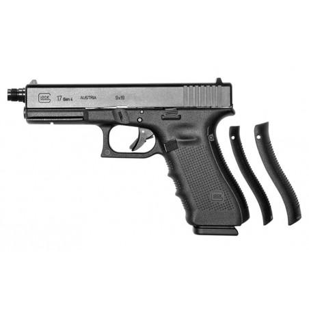 Glock 17 canon fileté - Génération 4 - 9x19