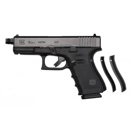 Glock 19 canon fileté - Génération 4 - 9x19