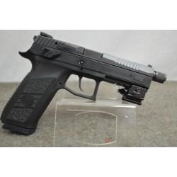 Pistolet CZ P09 fileté avec...