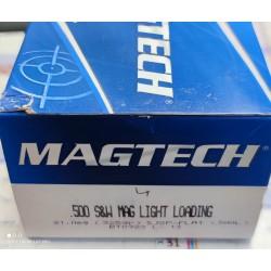 500 S&W MAG LIGHT LOADING x 20