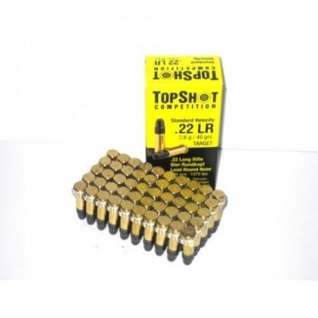 22LR - Topshot - x50 / 40 grs