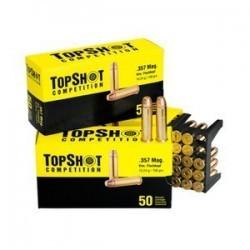 357 Mag - Topshot - x50 / 158 grs