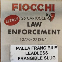 CARTOUCHES FIOCCHI CAL 12...