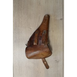Holster cuir revolver 1882