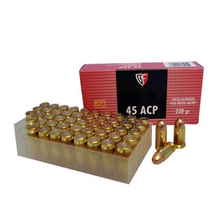 45 ACP - Fiocchi - x50 / 230 grs