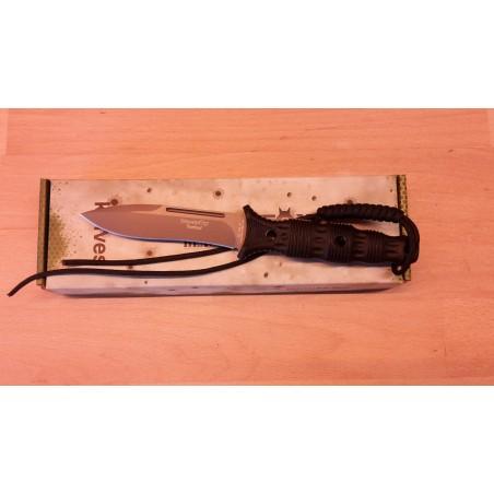 Couteau Fox - Felis lame noire