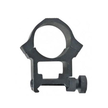 Colliers Sun Optics - 30mm en aluminium - Montage haut