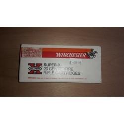 30-30 Win - Winchester super X - x0 / 150 grs