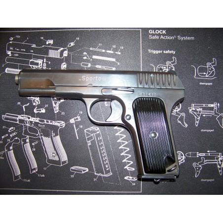 Tokarev TT33 - 22LR