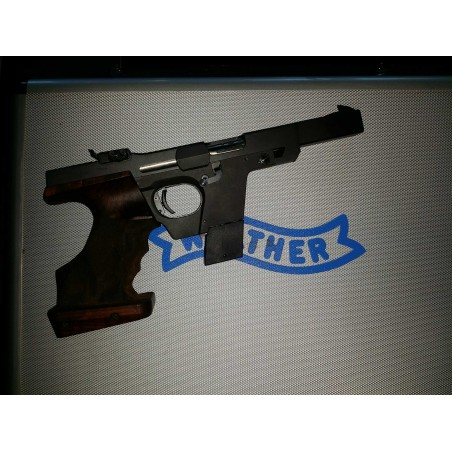 Walther GSP - 32 S&W
