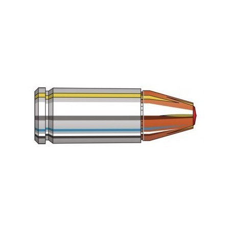 9mm - Hornady Critical Duty - 135 grs