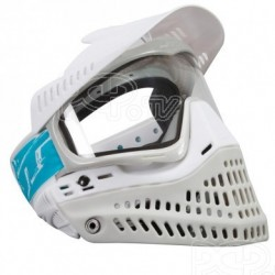 Masque paintball blanc/gris/bleu Thermal 23115