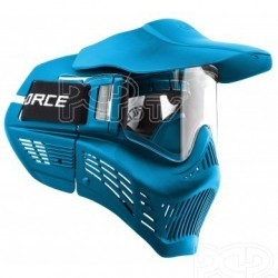 Masque Paintball armor Rental Bleu
