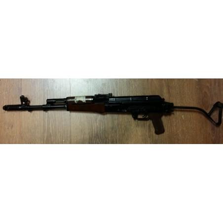 Suhl AKM74 crosse pliante - 5.45x39