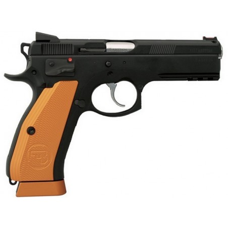 CZ 75 SP01 Shadow - 9x19 - orange