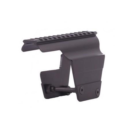 Embase pour montage lunette - Sun Optics - AK47 et MAC90