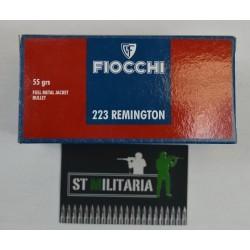 223 Rem - Fiocchi - x1000 / 55 grs