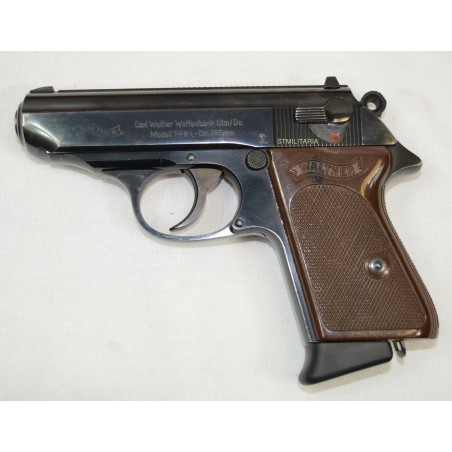 Walther PPK - 7.65 (32 ACP)