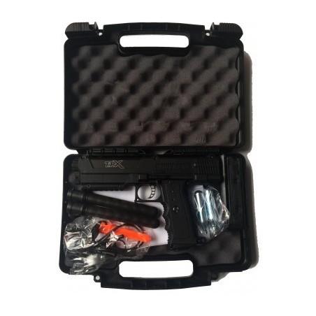 Pistolet de défense TPX - noir