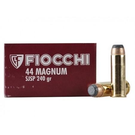 44 rem Mag - Fiocchi - x50 / 240 grs