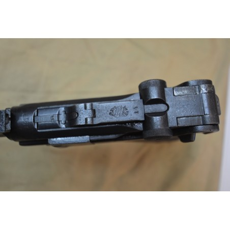 DWM P08 artillerie 1917 - 9x19
