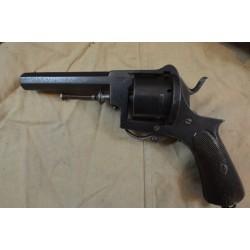Revolver 11mm à broche modèle Eibar Guesalag.
