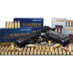 32 S&W LNR - Magtech - x50...