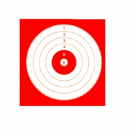 Cibles 14x14 - EA - x1000