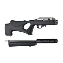 Crosse Ruger 10/22 Takedown Thumbhole Rubber - Hogue