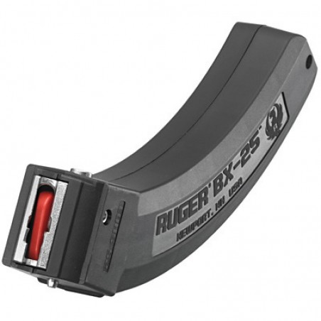 Chargeur Ruger 10/22 BX25 - 25 coups