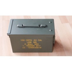 7.62x54R surplus - x400 CIP - Pack longue conservation